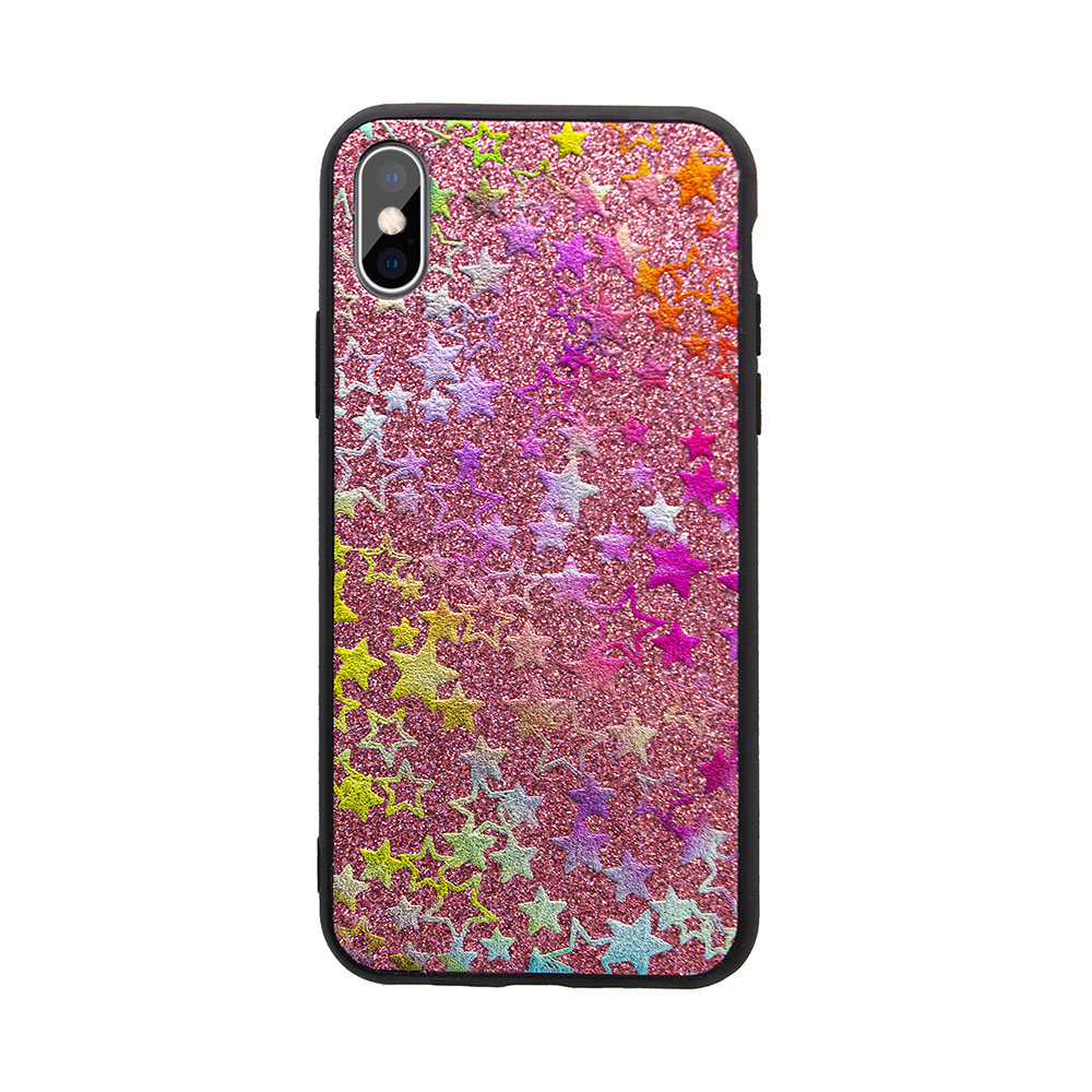 Personalized mobile phone cover lady smart case for iphone X